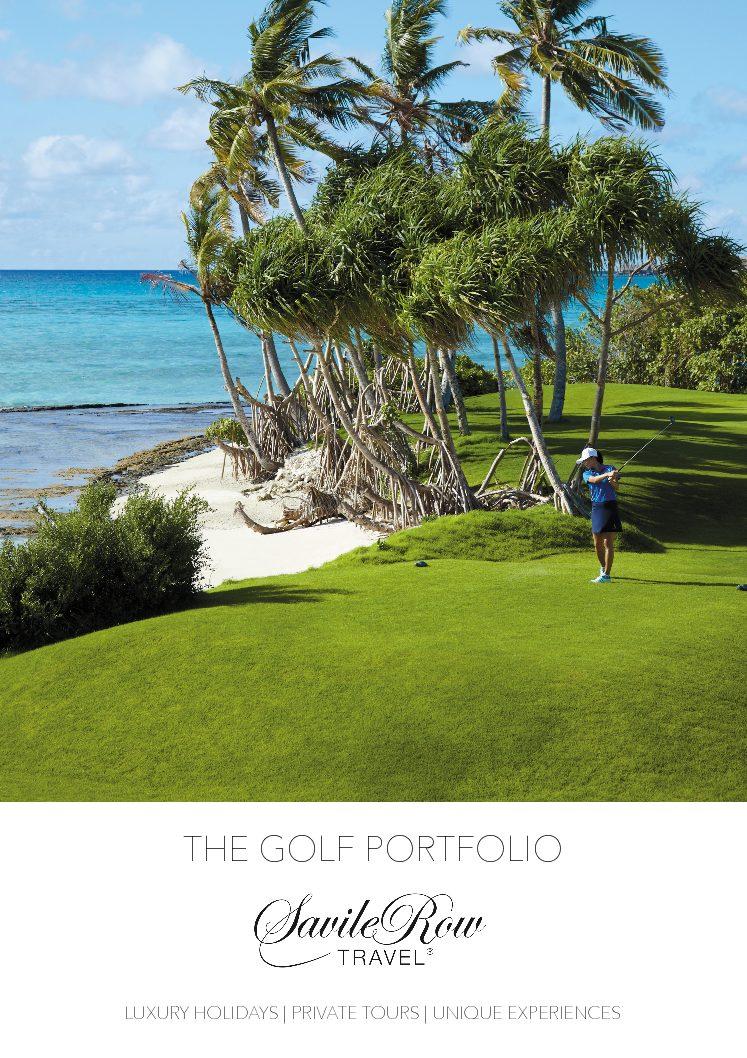 The Golf Portfolio - Savile Row Travel