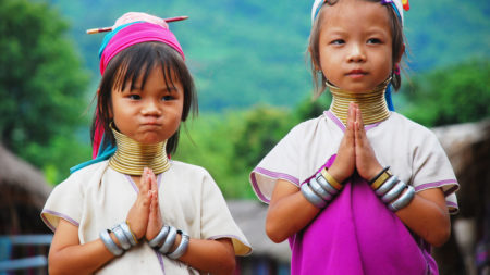 Meet a Chiang Mai hill tribe on a Thailand tour - Savile Row Travel