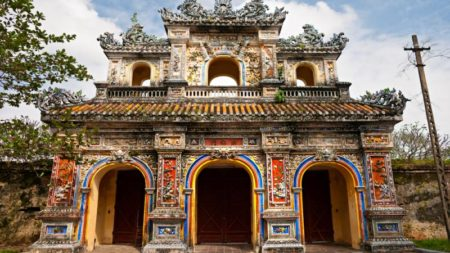 Explore Hue's Forbidden City on a Vietnam tour - Savile Row Travel