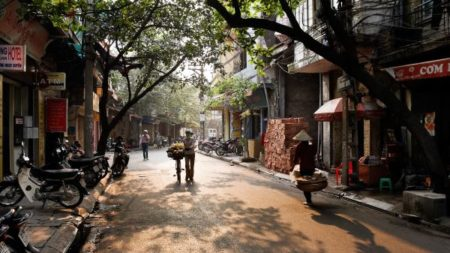 Get lost in Hanoi's Old Quarter in Vietnam - Savile Row Travel