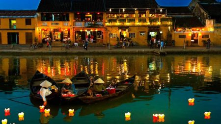 Walk Hoi An at night for quirky delights - Savile Row Travel