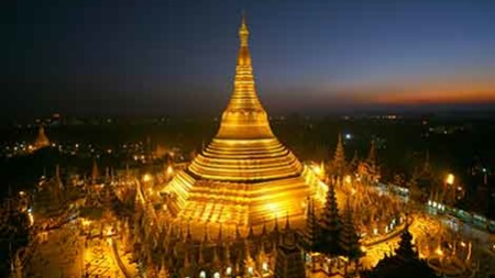 Marvel at the Shwedagon Pagoda in Myanmar - Savile Row Travel