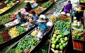 Thai Floating Markets