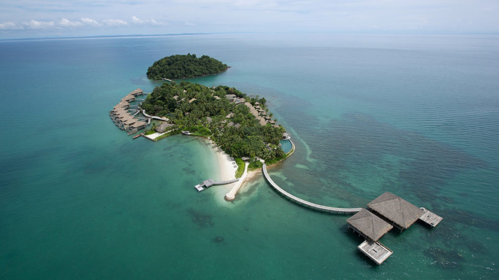 Song Saa - Koh Rong - Private Island Retreat