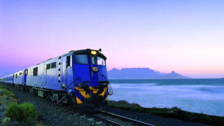 Twelve of the World's Greatest Rail Journeys - Savile Row Travel