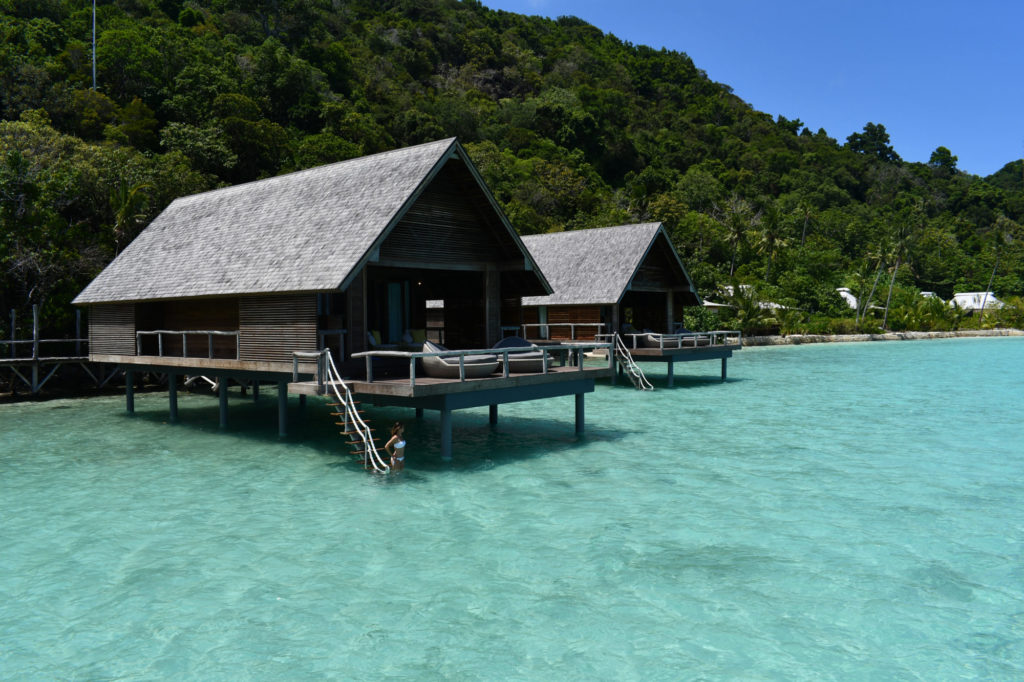 Overwater Bungalow - Bawah Reserve - Indonesia