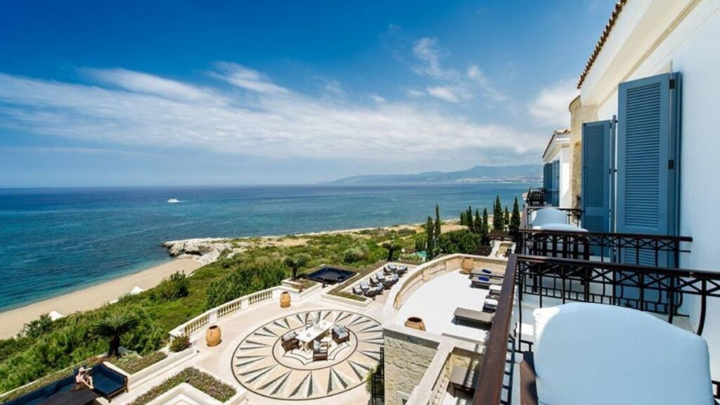Anassa Hotel Cyprus - where to go now