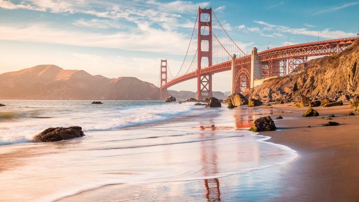 San Francisco round the world trip