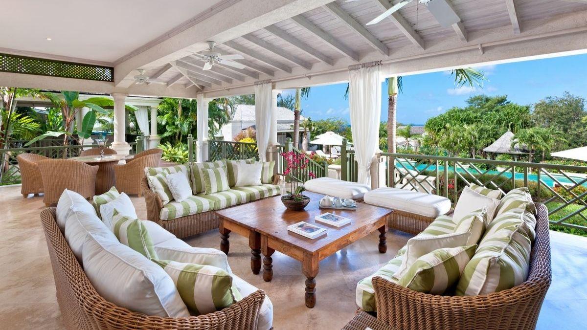 Sugar Hill Go Easy Veranda Barbados