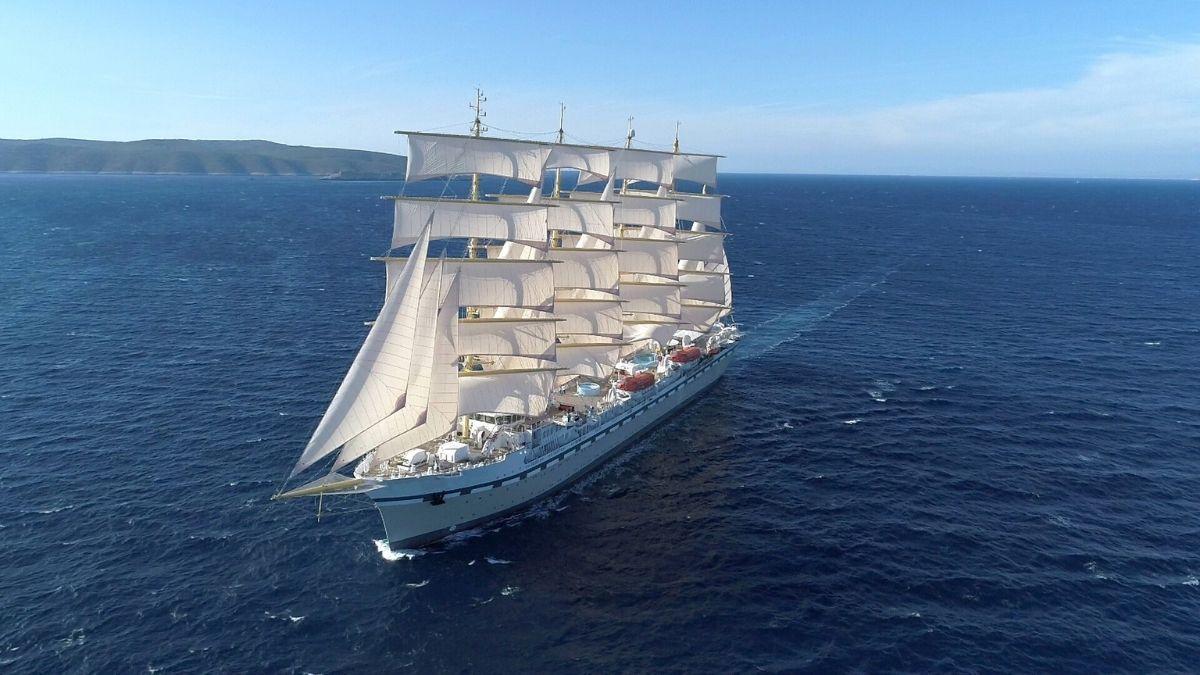 Tradewinds Voyages Golden Horizon
