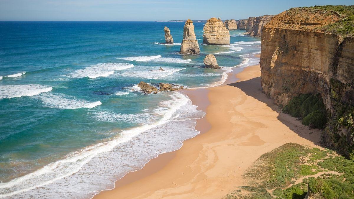 Australia Twelve Apostles Round the World trip