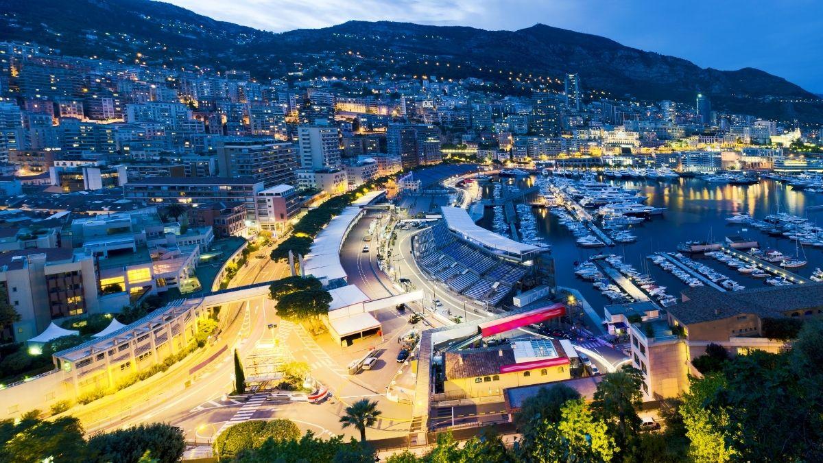 The Monaco Formula 1 Grand Prix