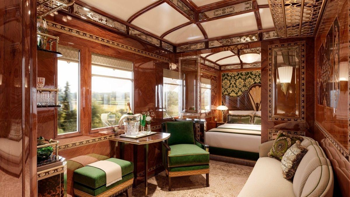Orient Express Bedroom