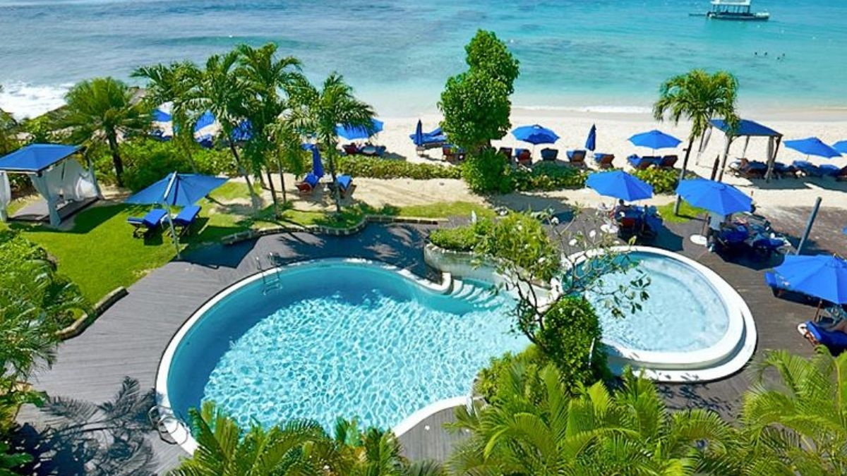 The House Pool Barbados