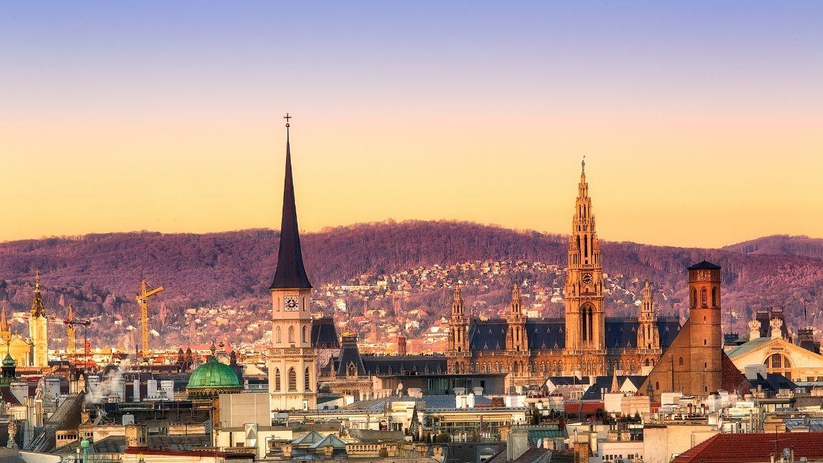Vienna at Dawn