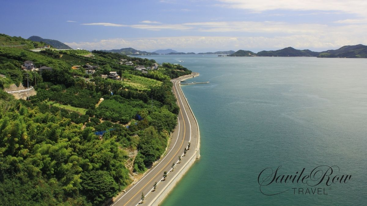 Azumi Setoda Coast