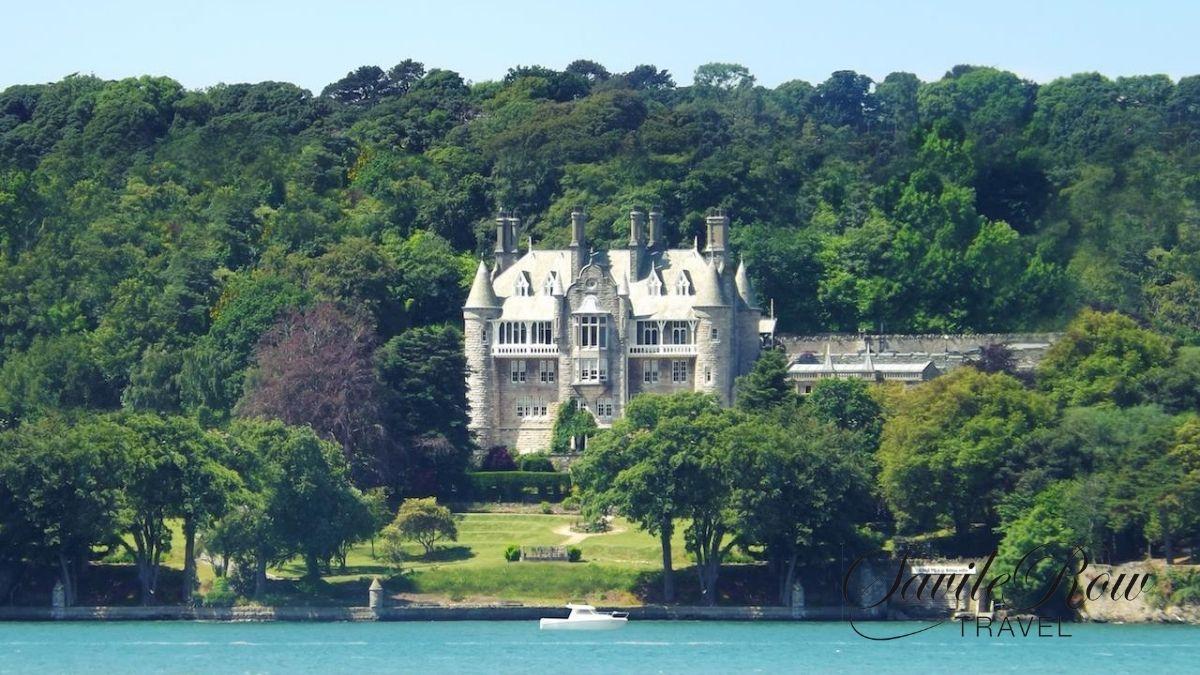 Chateau Rhianfa View, Anglesey