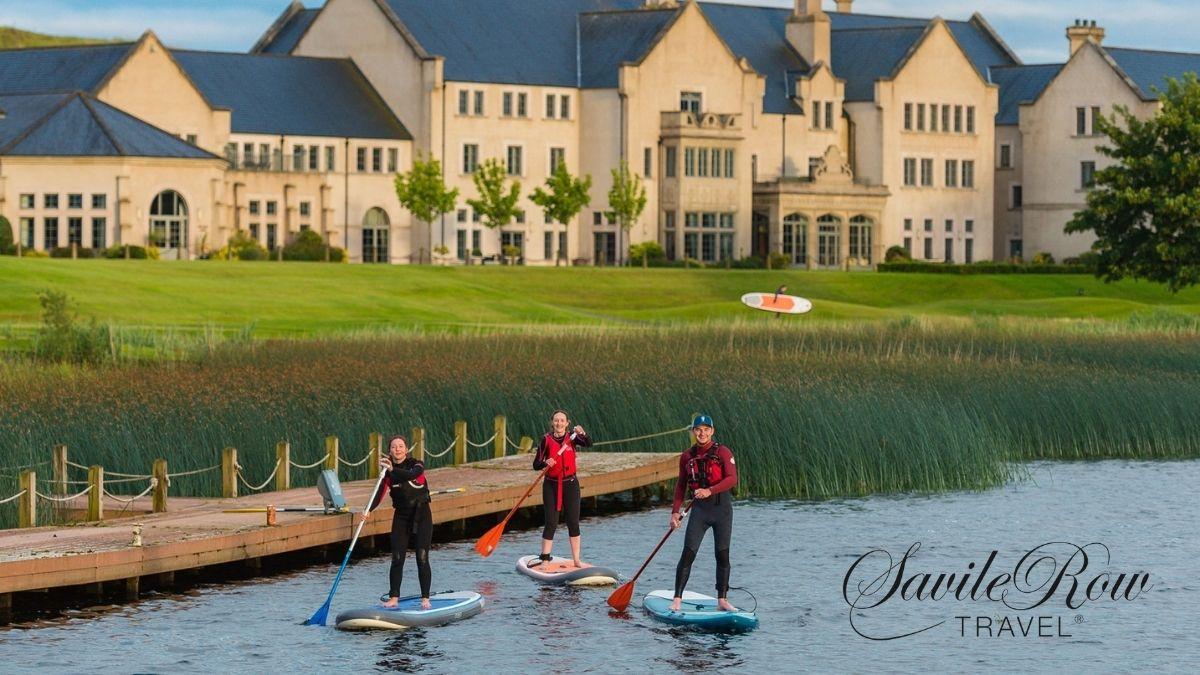 Lough Erne Paddleboarding Northern Ireland