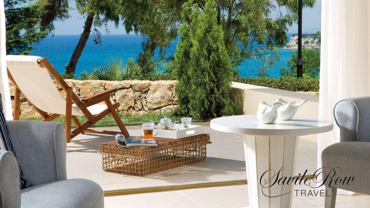 Sani Terrace Greece