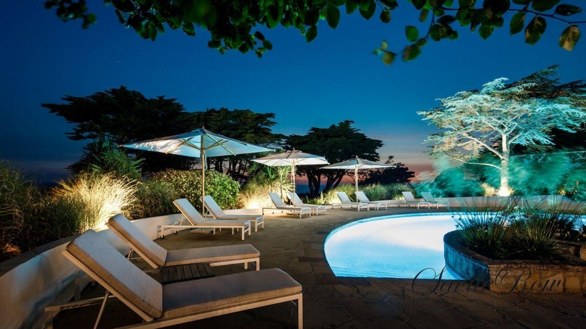 The Atlantic Hotel Evening Pool Jersey
