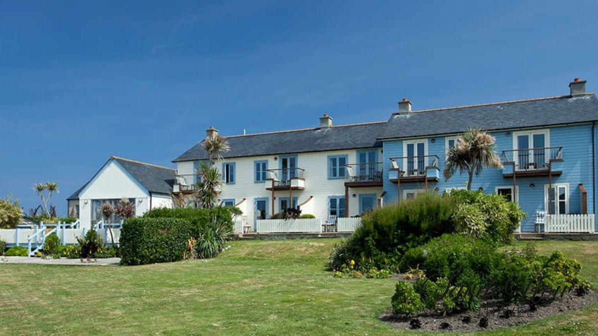 The Hell Bay Hotel, Bryher, Scilly Isles