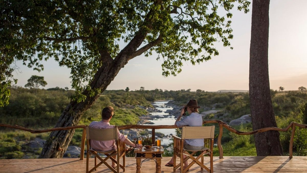 Asilia Africa Rekero Wildlife Watching