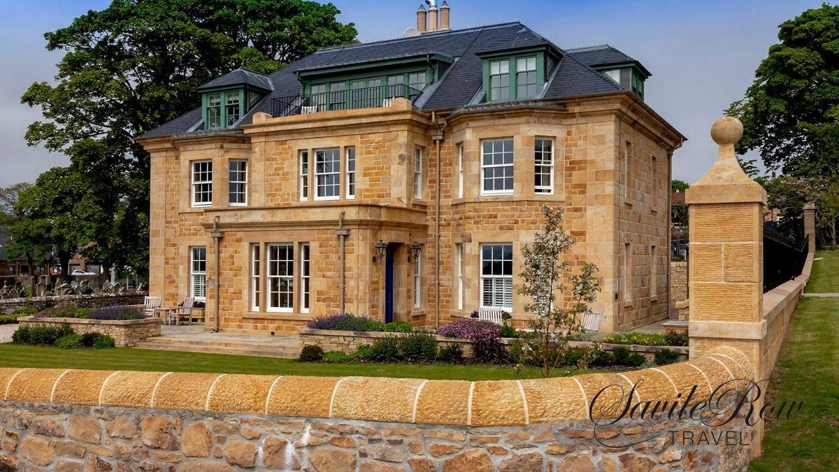 Links House Dornoch