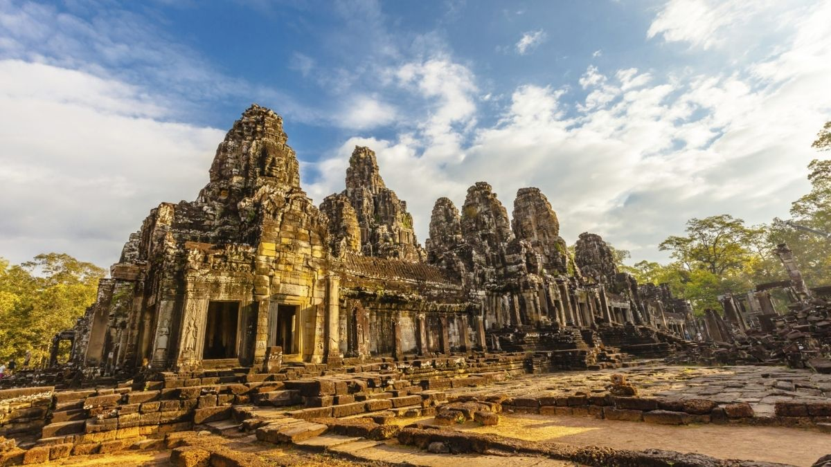 Ankor Wat Cambodia 1200w