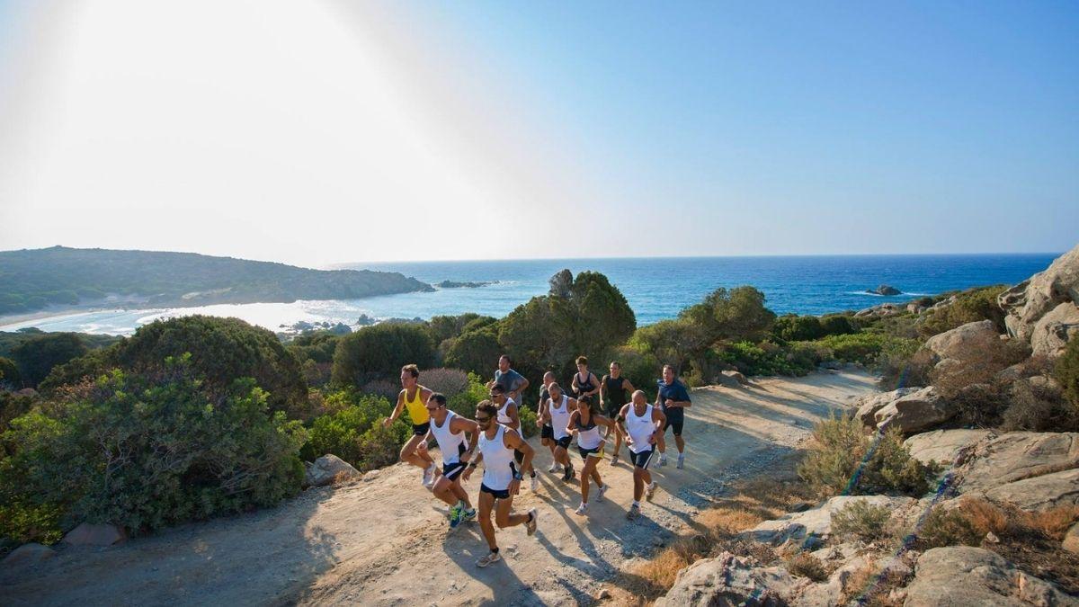 Chia Laguna, Sardinia Running 1200w Sporting Holidays