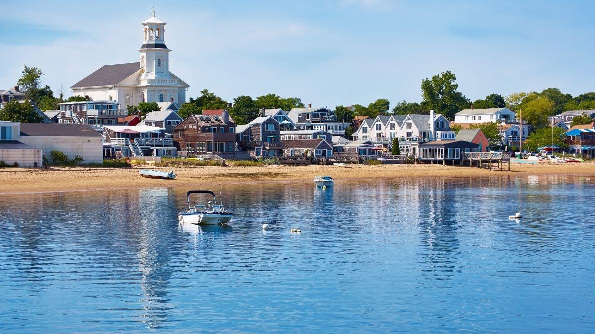 Explore the East Coast of New England
