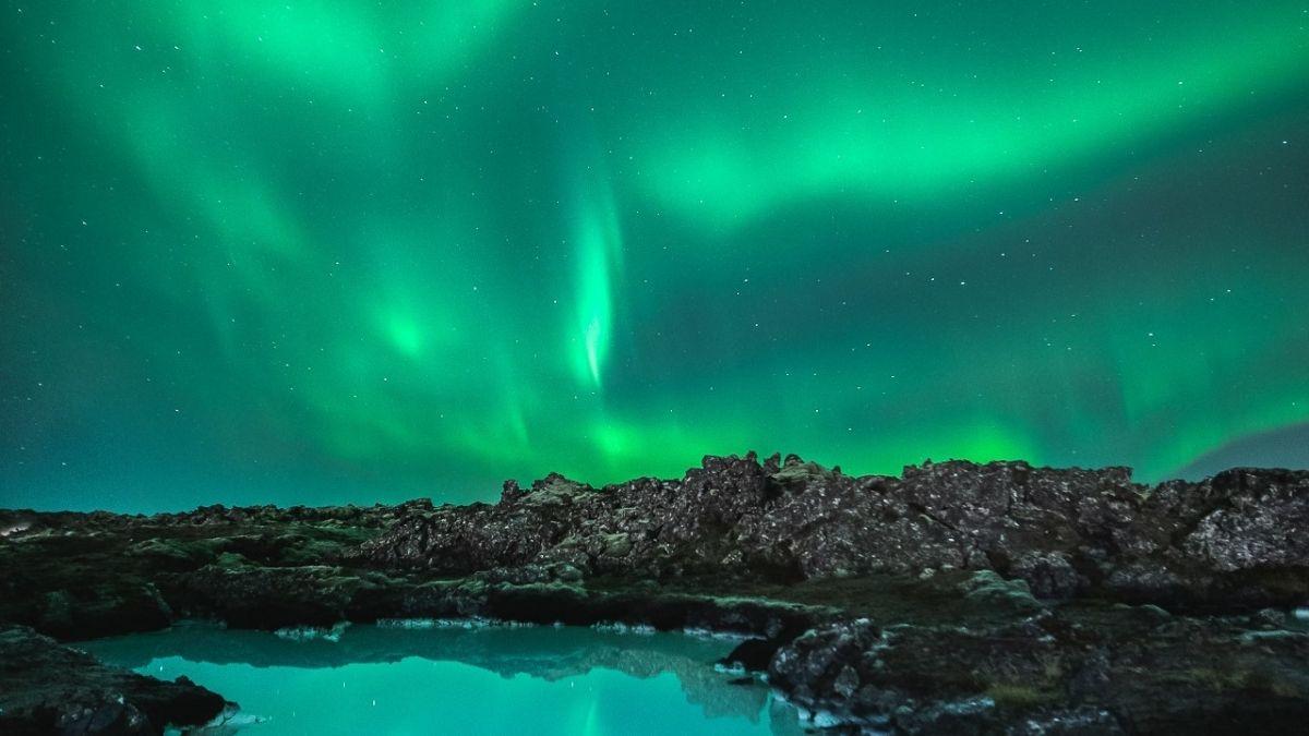 Iceland Northern Lights Silica Hotel Blue Lagoon