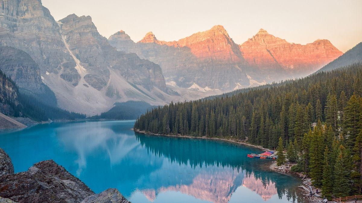 Lake Louise Canada luxury tour