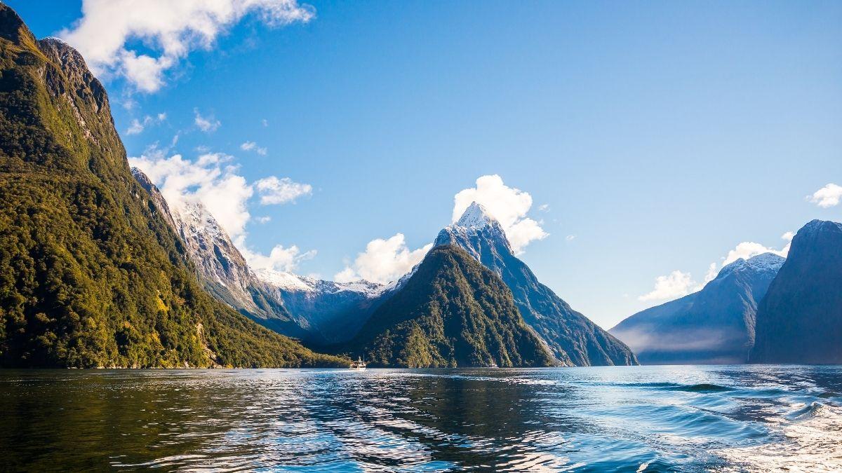 New Zealand Milford Sound 1200w