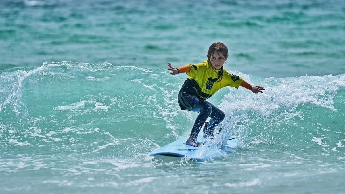 Noah Surf House Portugal Child Surfing 1200w