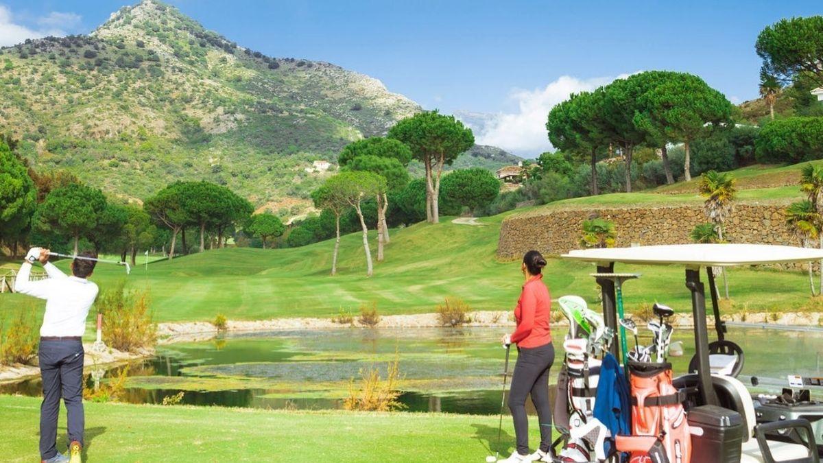 Puente Romano Marbella Golf Sporting Holidays