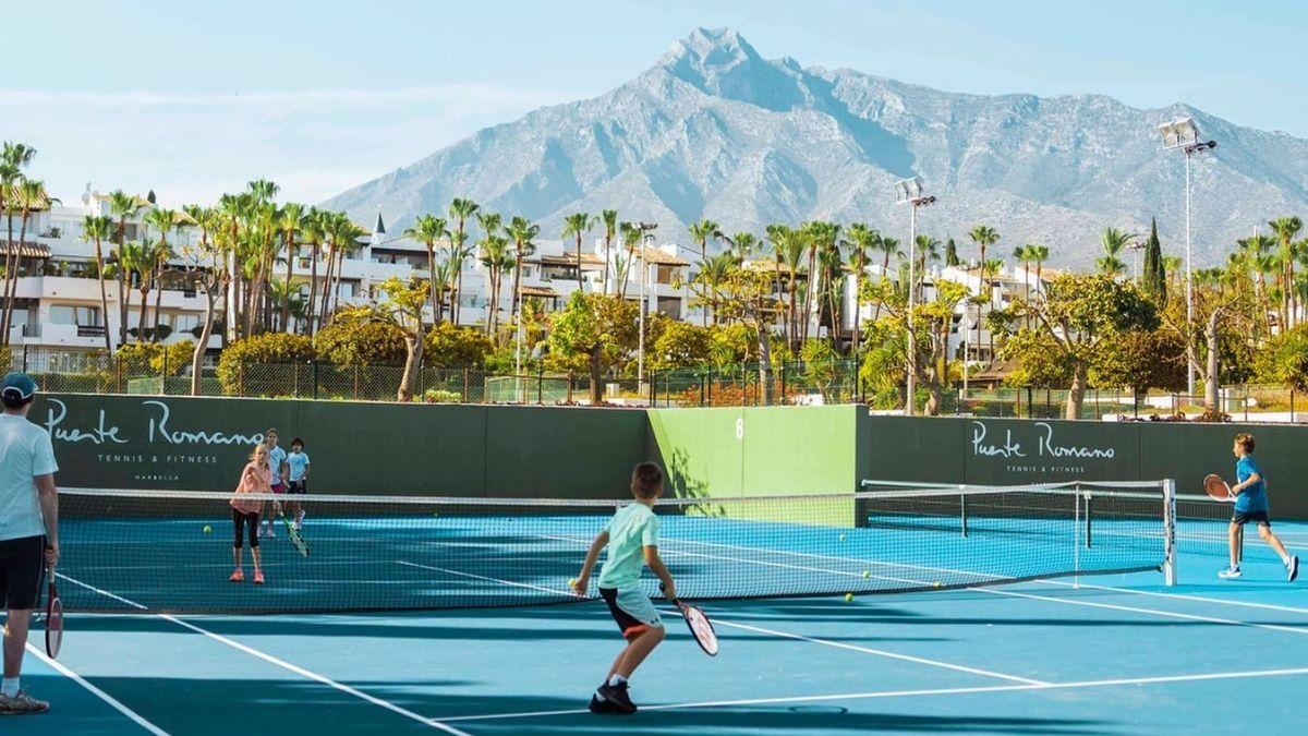 Puente Romano Marbella Tennis Sporting Holidays