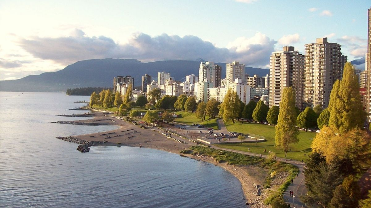 Vancouver Canada 1200w