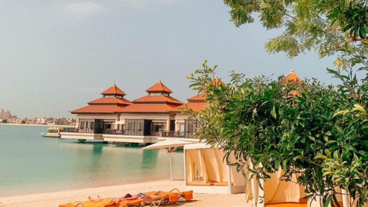 Anantara The Palm Dubai Beach