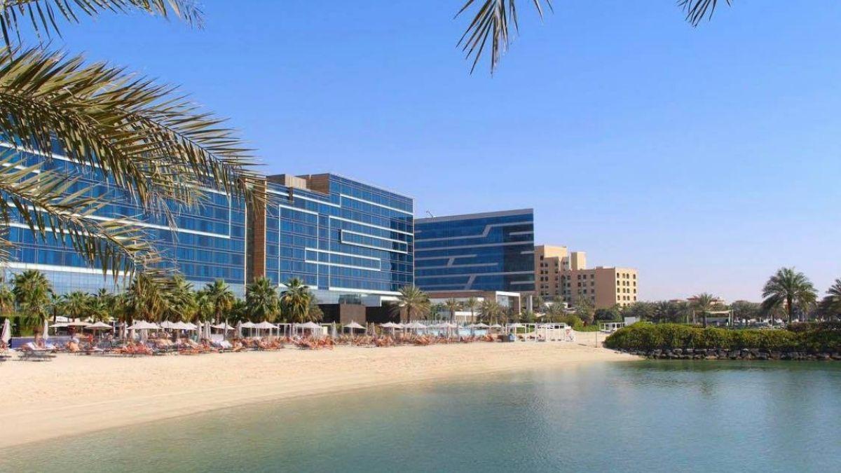 Fairmont Bab Al Bahr Abu Dhabi 1200w