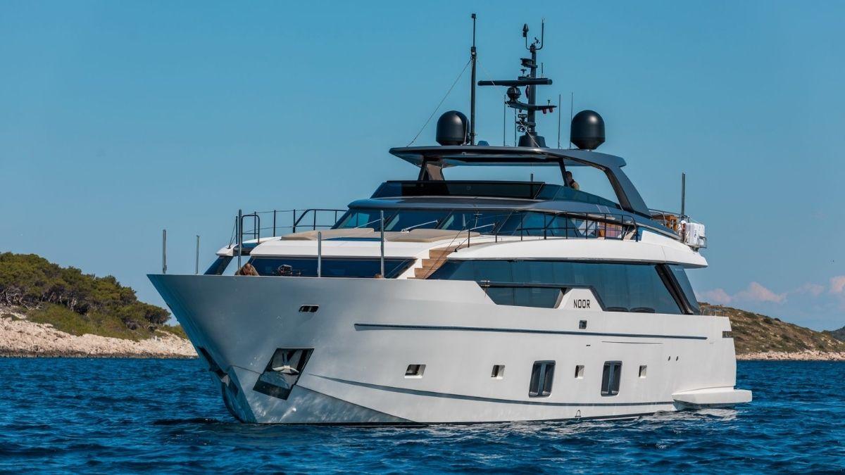 My Noor Super Yacht