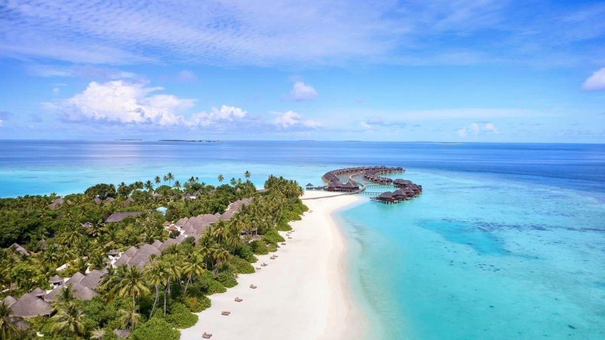Sun Siyam Iru Fushi Maldives Beach