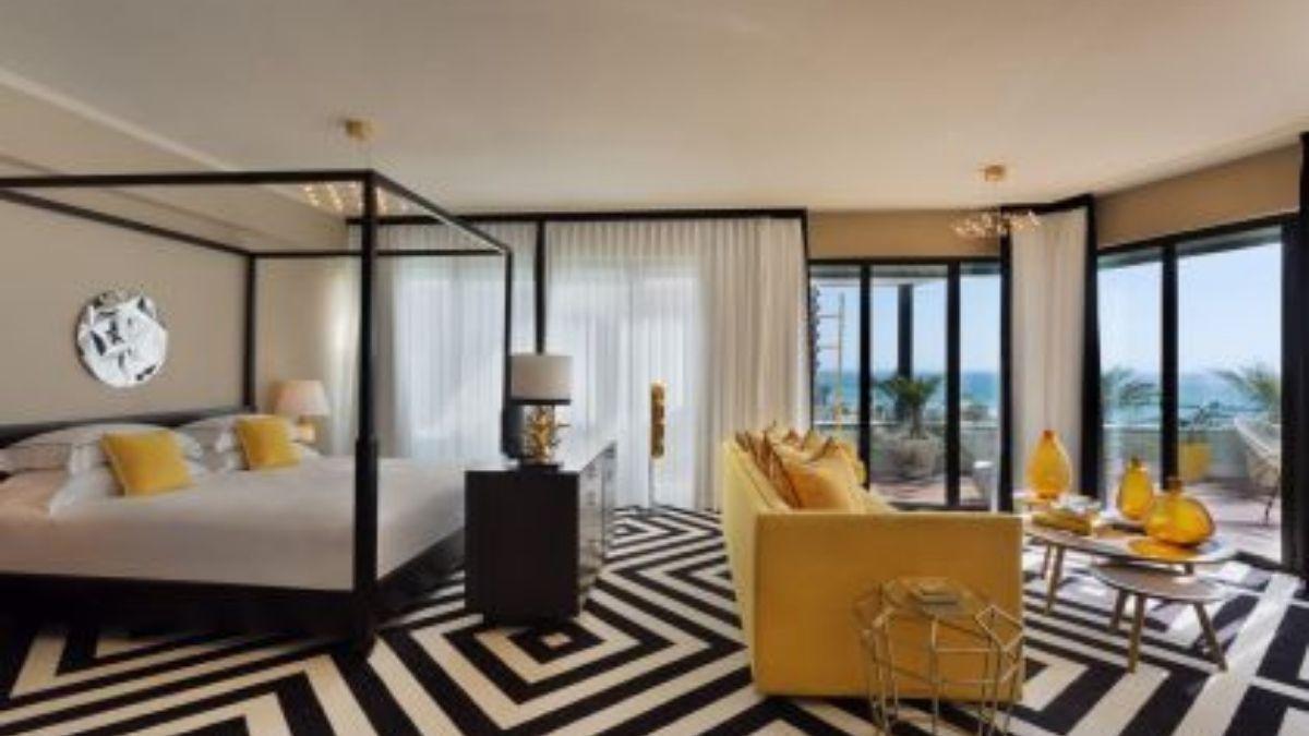 Tel Aviv Brown Beach House Room Israel 1200w