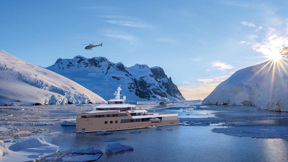 La Datcha Expedition Yacht 77 2022 luxury holidays