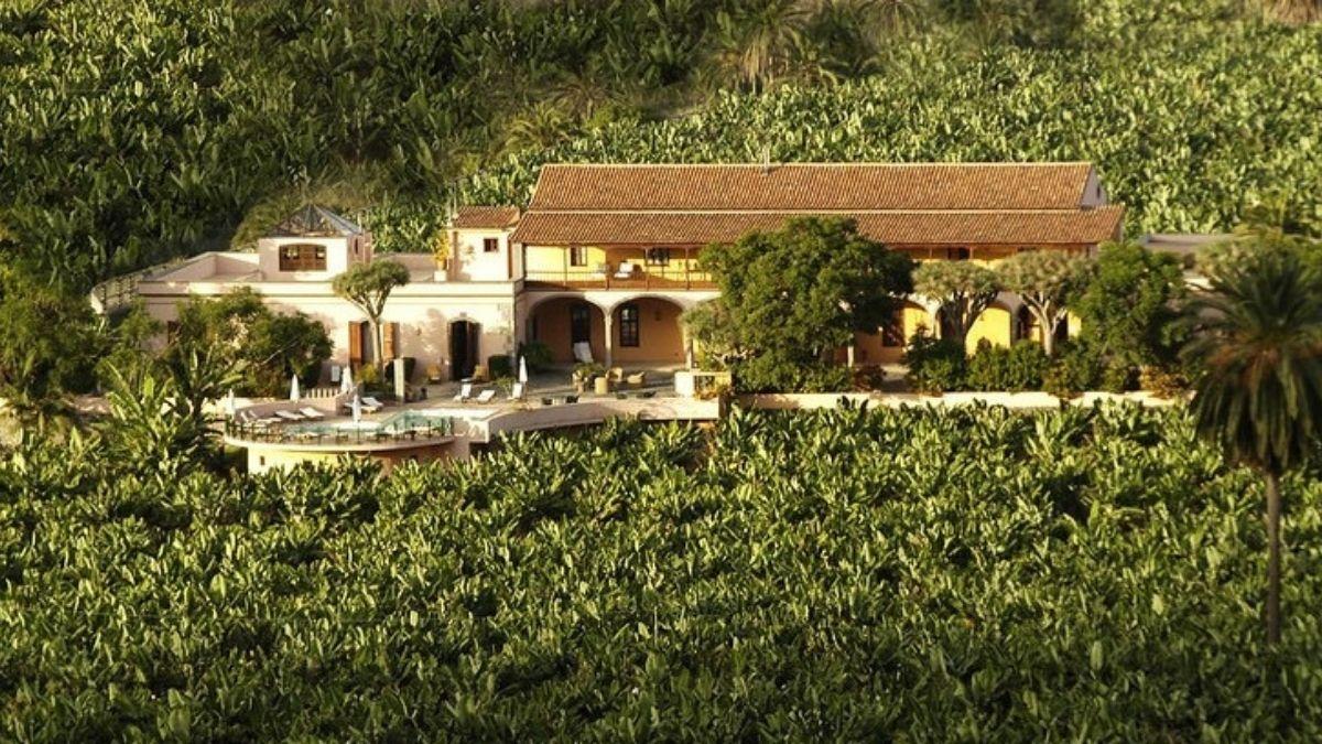 La Hacienda del Buen Suceso Gran Canaria