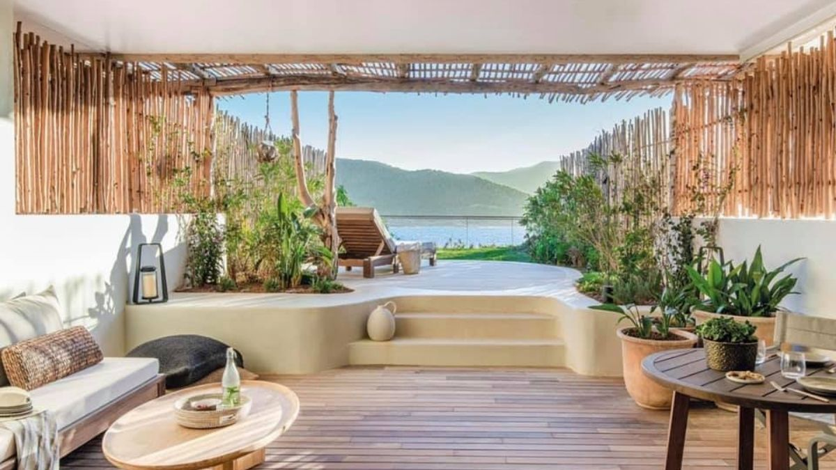 Six Senses Ibiza Sea View Premium Suite