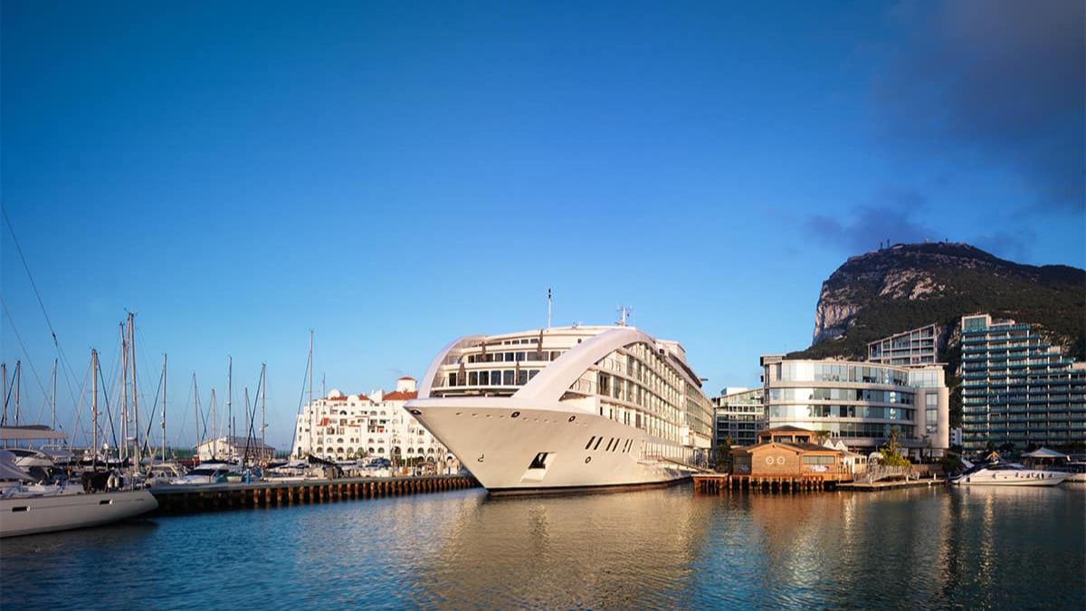 Sunbourn Gibraltar