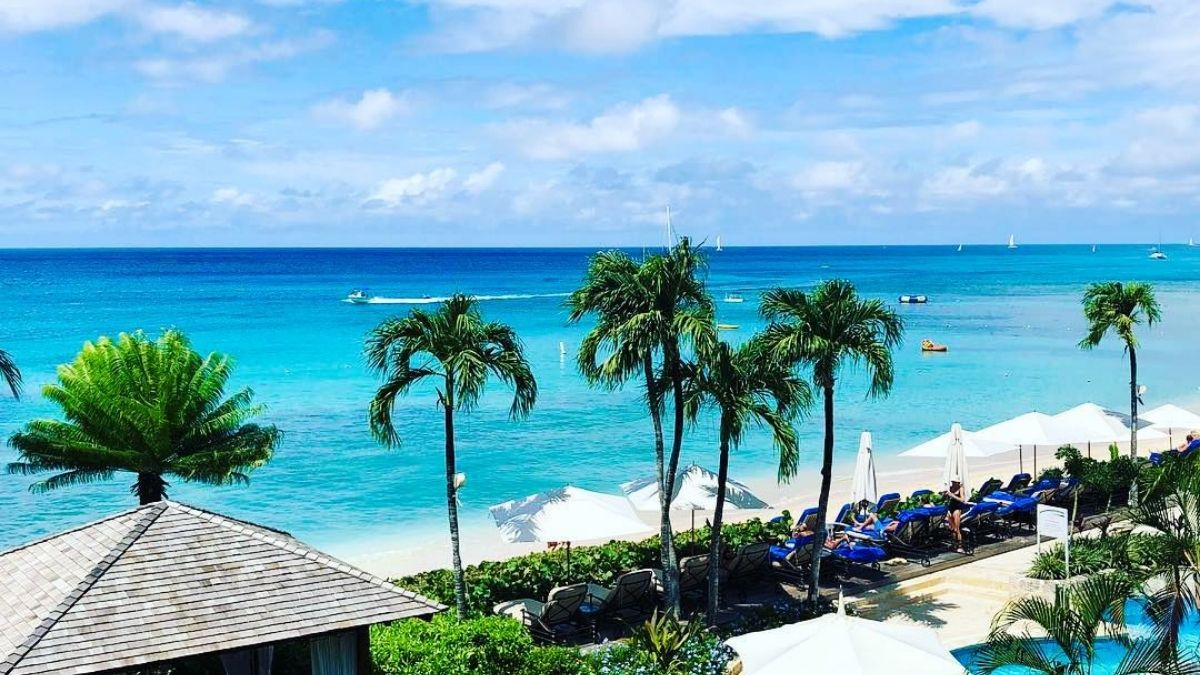 The House Barbados View