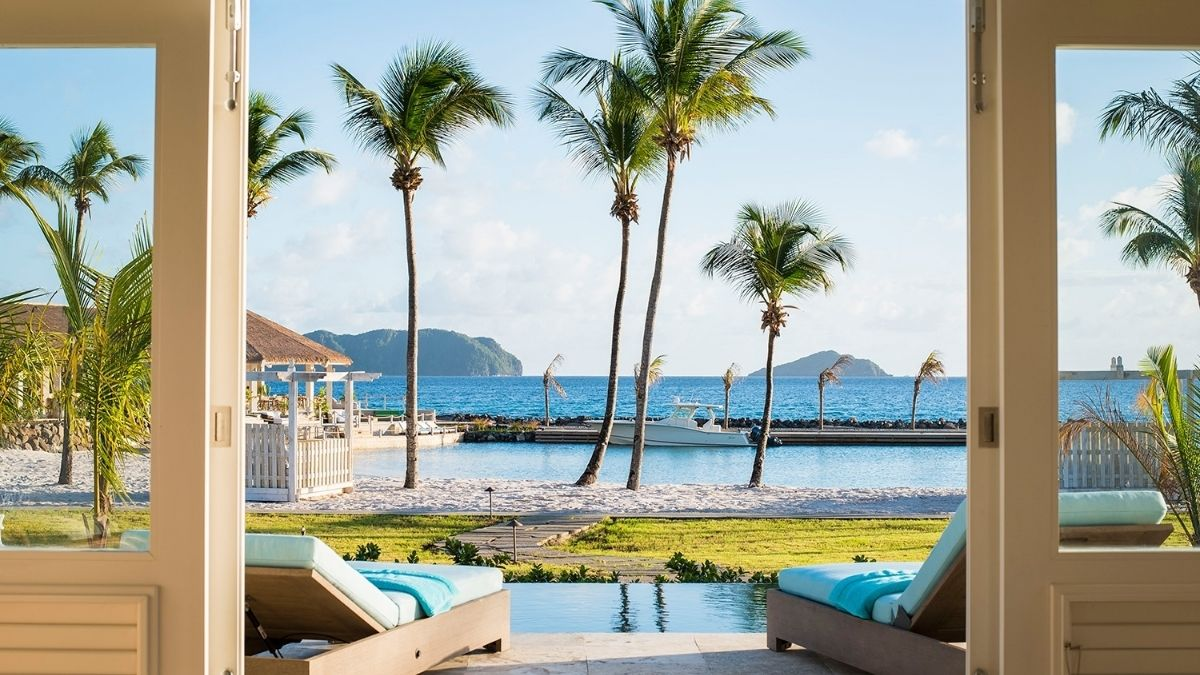 The Liming Bequia caribbean luxury