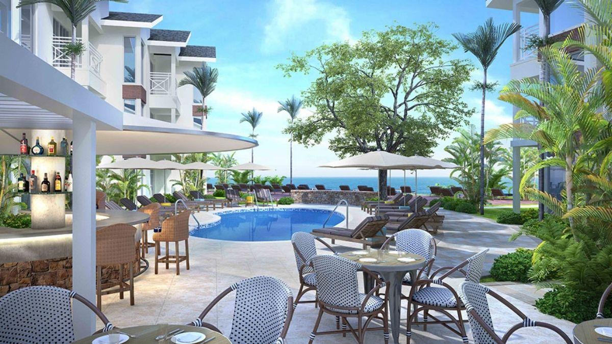 Treasure Beach Barbados Pool