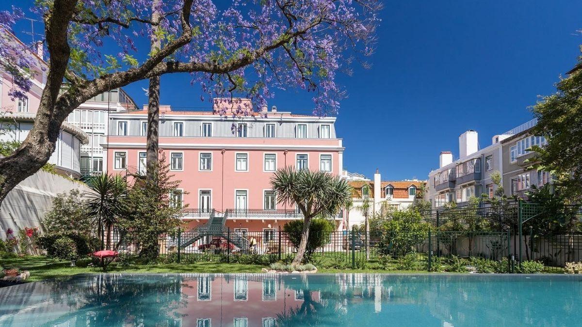 Palacio Principe Real Lisbon